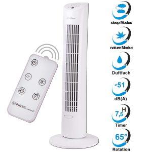 Recensione TECVANCE Ventilatore a Torre con Timer