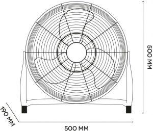 Ventilatore Argo Speedy