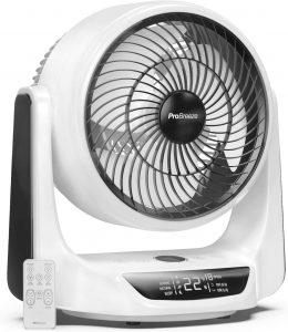 Recensione Pro Breeze Ventilatore da Tavolo Turbo