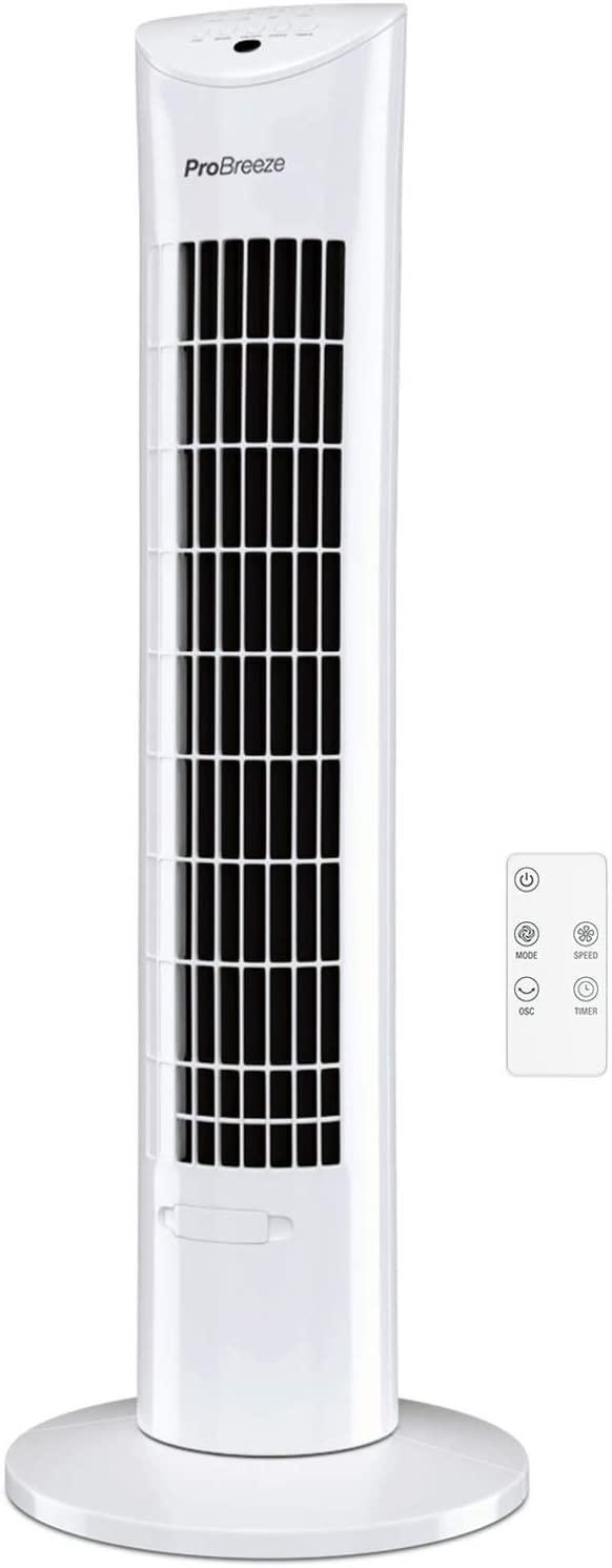 Recensione Pro Breeze Ventilatore a Torre