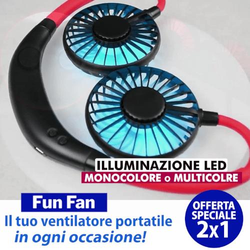 Recensione Fun Fan